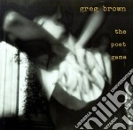 Greg Brown - The Poet Game cd musicale di Greg Brown