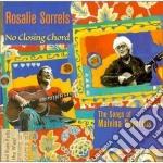 Rosalie Sorrels - No Closing Chord cd musicale di Sorrels Rosalie