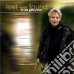 Eliza Gilkyson - Lost And Found cd musicale di Eliza Gilkyson