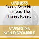 Danny Schmidt - Instead The Forest Rose.. cd musicale di SCHMIDT DANNY