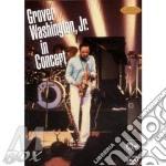 In concert - washington grover cd musicale di Grover washington jr.