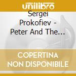 Walmsley-Clark/New London Orch - Prokofiev: Peter And The Wolf cd musicale