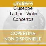 Wallfisch/Raglan Baroque - Tartini/Violin Concertos cd musicale di Tartini