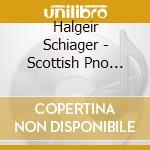 Halgeir Schiager - Scottish Pno Conc  /Tovey cd musicale di Mackenzie
