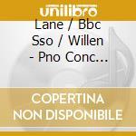 Lane/Bbc Sso/Willen - Pno Conc          /Dreyshock cd musicale di Kullak