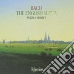 The english suites cd musicale