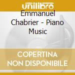 Angela Hewitt - Chabrier: Piano Music cd musicale