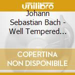 Hewitt - J.S Bach: Well Tempered Clavie cd musicale di Angela Hewitt