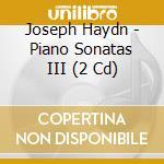 Piano sonatas vol.3 cd musicale di J. Haydn