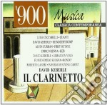 Musica contemporanea x clarinetto cd musicale