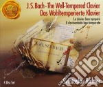 THE WELL-TEMPERED CLAVIER cd musicale di Sviatoslav Richter