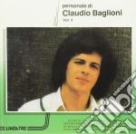 Claudio Baglioni - Personale Vol.4 cd musicale di BAGLIONI CLAUDIO