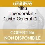 Cantogeneral cd musicale di Mikis Theodorakis