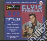 Elvis Presley - 16 Top Tracks cd musicale