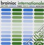 Internationale cd musicale di Brainiac