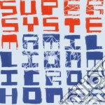 Supersystem - A Milion Microphones cd musicale di SUPERSYSTEM