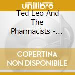 Ted Leo And The Pharmacists - Living With The Living cd musicale di TED LEO AND THE PHARMACIST