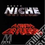 A prueba de fuego cd musicale di Niche Grupo