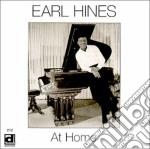 Earl Hines - At Home cd musicale di Earl Hines