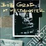 Bob Graf - At Westminster cd musicale di Graf Bob