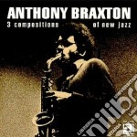Anthony Braxton - 3 Compositions Of New... cd musicale di Anthony Braxton