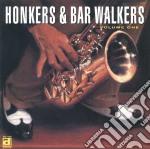 J.forrest/p.bascomb/t.brannen - Honkers Bar Walkers Vol.1 cd musicale di J.forrest/p.bascomb/