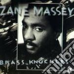 Zane Massey - Brass Knuckles cd musicale di Massey Zane