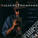 Malachi Thompson - New Standards cd musicale di Thompson Malachi