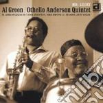 Al Green / Othello Anderson Quintet - Mr.Lucky cd musicale di Al green/othello and