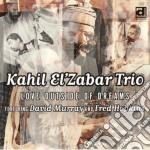 Kahil El'zabar Trio - Love Outside Of Dreams cd musicale di Kahil el'zabar trio