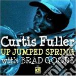 Curtis Fuller - Up Jumped Spring cd musicale di Curtis Fuller