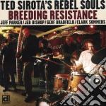 Ted Sirota's Rebel Souls - Breeding Resistance cd musicale di Ted sirota's rebel s