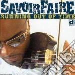 Savoir Faire - Running Out Of Time cd musicale di Faire Savoir