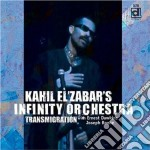 Kahil El'zabar's Infinity Orchestra - Transmigration cd musicale di Kahil el'zabar's inf