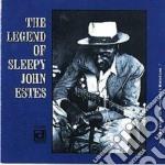 Sleepy John Estes - The Legend Of... cd musicale di Sleepy john estes