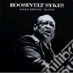Roosevelt Sykes - Hard Drivin'blues cd musicale di Sykes Roosvelt