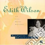 Edith Wilson - He May Be Your Man...but. cd musicale di Wilson Edith