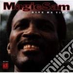 Magic Sam - Give Me Time cd musicale di Sam Magic