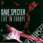 Dave Specter & The Bluebirds - Live In Europe cd musicale di Dave specter & the bluebirds