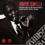 Memphis Slim & His House Rockers - Memphis Slim In U.s.a. cd musicale di Memphis slim & his house rocke