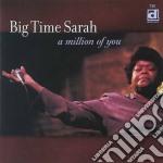 Big Time Sarah - A Million Of You cd musicale di Big time sarah
