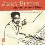 Jimmy Blythe - Messin' Around Blues cd musicale di Blythe Jimmy