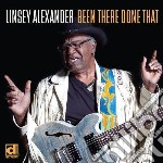Linsey Alexander - Been There Done That cd musicale di Alexander Linsey