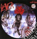(LP VINILE) LIVE UNDEAD/HAUNTUNG THE CHAPEL           lp vinile di SLAYER