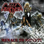 Lizzy Borden - Menace To Society cd musicale di Borden Lizzy