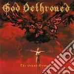 God Dethroned - The Grand Grimoire cd musicale di Dethroned God