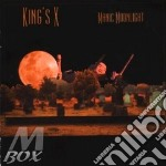 King's X - Manic Moonlight cd musicale di X King's
