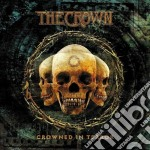 CROWNED IN TERROR                         cd musicale di The Crown