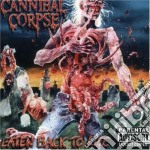 Cannibal Corpse - Eaten Back To Life cd musicale di Corpse Cannibal