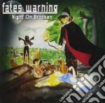 Fates Warning - Night On Brocken cd musicale di WARNING FATES